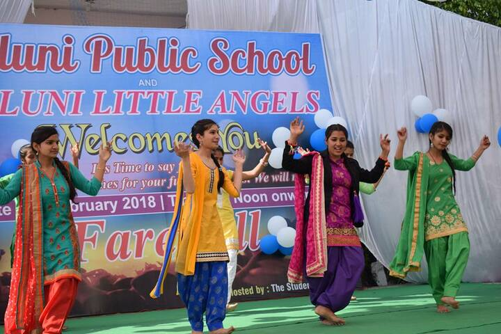 Baluni Public School-Events1