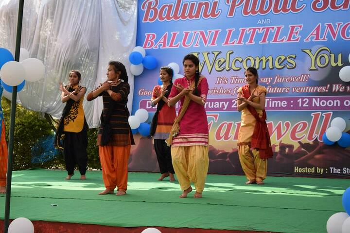 Baluni Public School-Events2