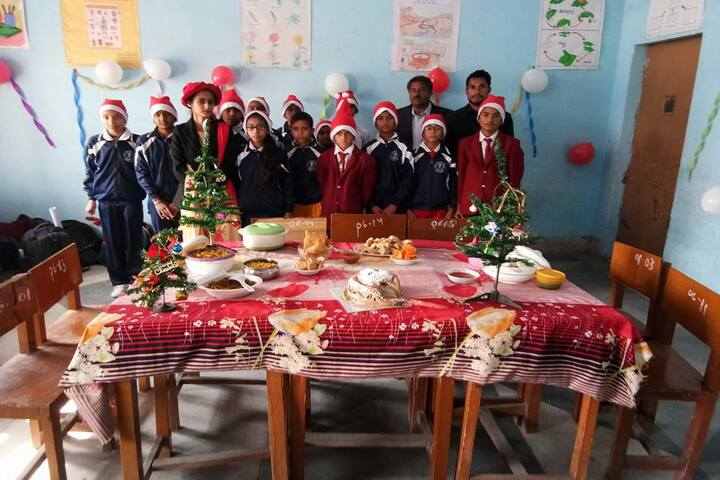 Bdm School-Christmas Celebrations