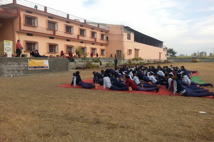 Bdm School-Yoga