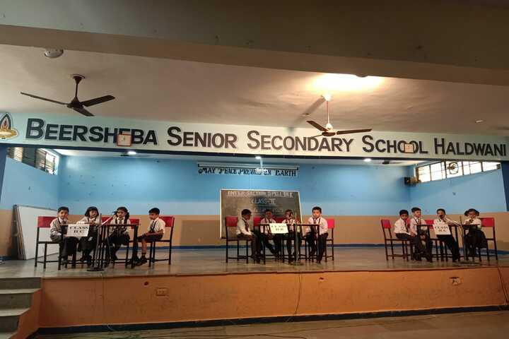 Beersheba Senior Secondary School-Quiz Competition
