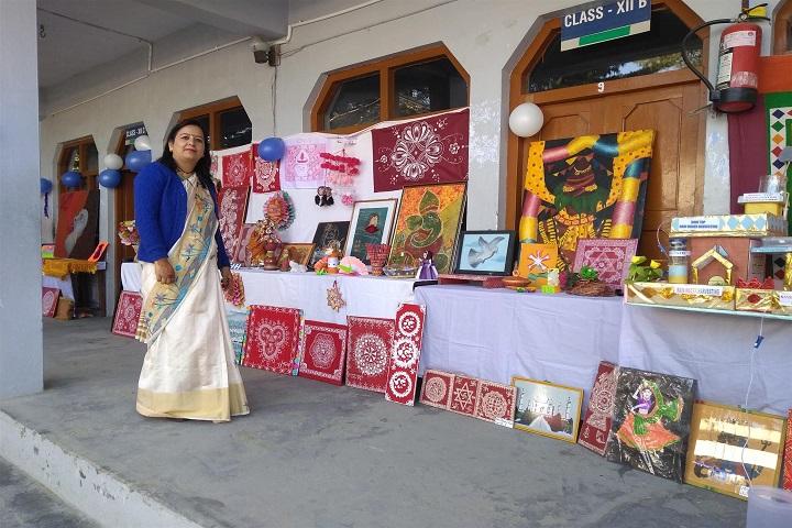Beersheba School-Art and Craft Exhibition