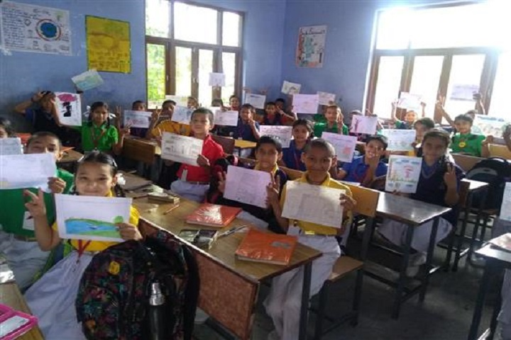 Beersheba School-Classroom
