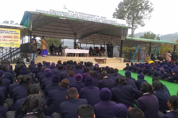 Beersheba School-Event