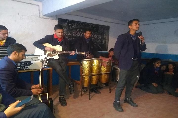 Beersheba School-Music Room