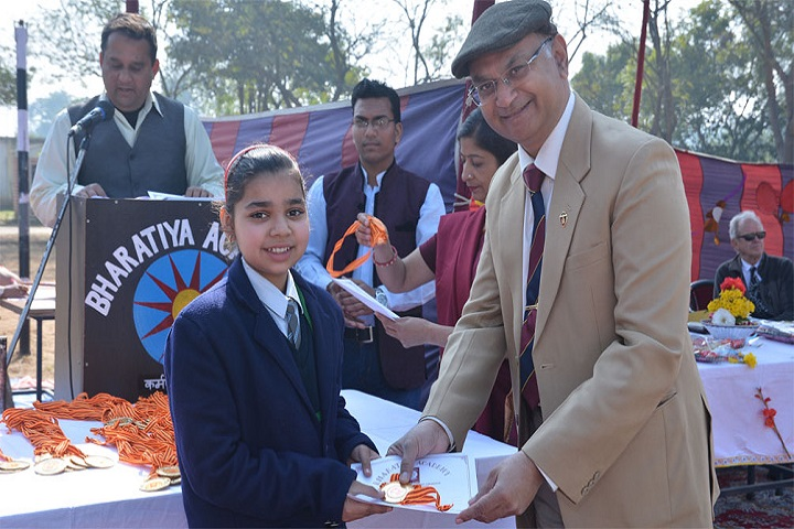 Bharatiya Academy-Certificate Distribution