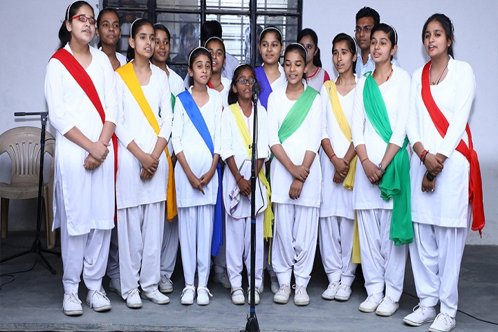 Bharatiya Academy-Group Singing