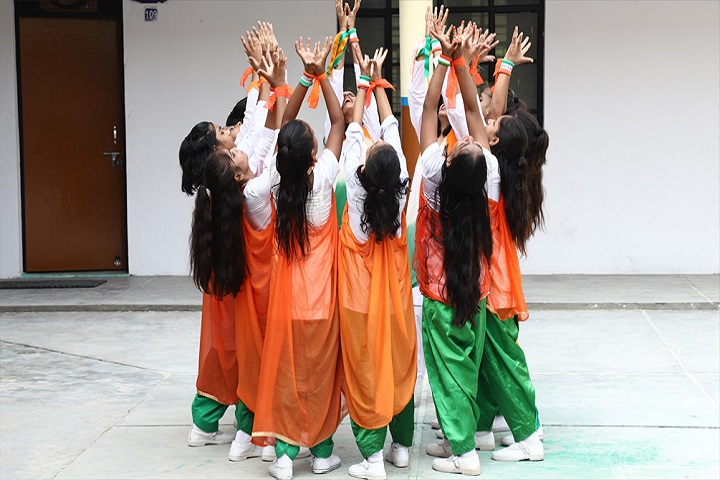 Bharatiya Academy-Patriotic Day Events