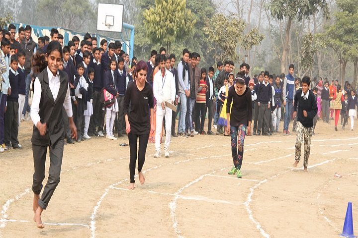 Bharatiya Academy-Sports Day