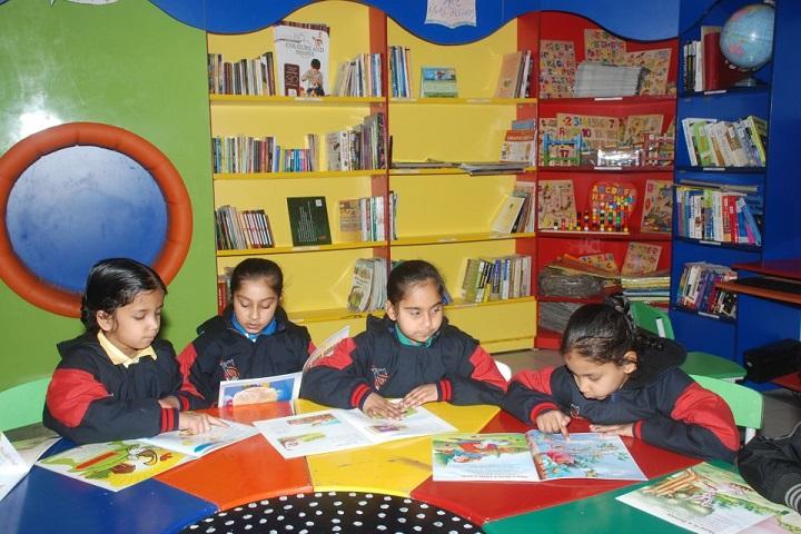 Bhartiyam International School-Activity Room