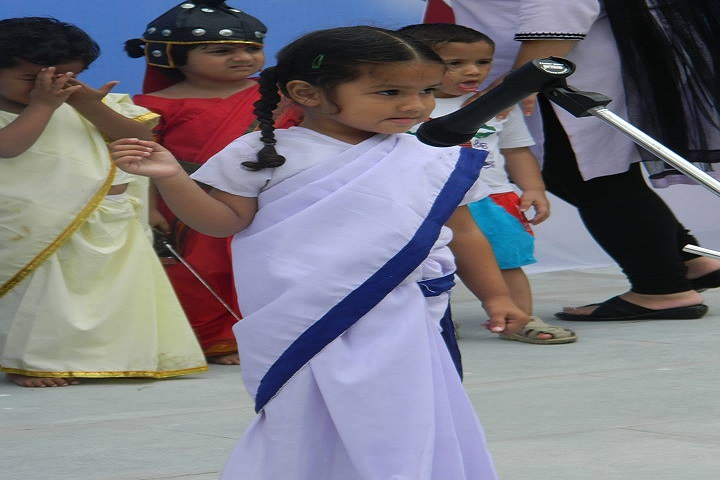 Bhartiyam International School-Fancy Dress