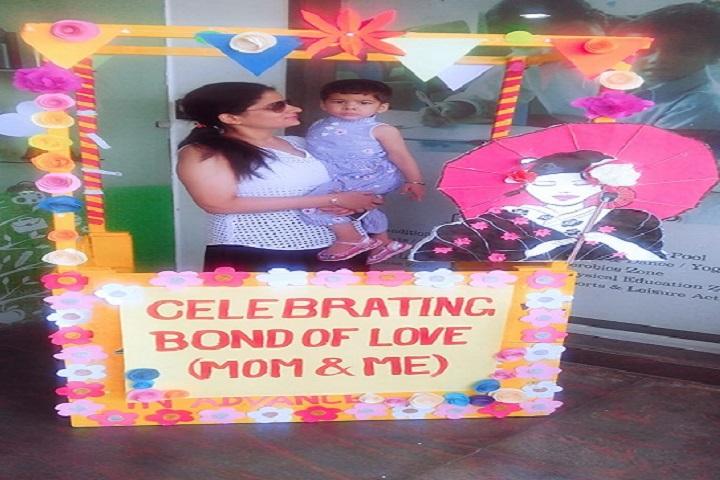 Bhartiyam International School-Mothers Day Celebrations