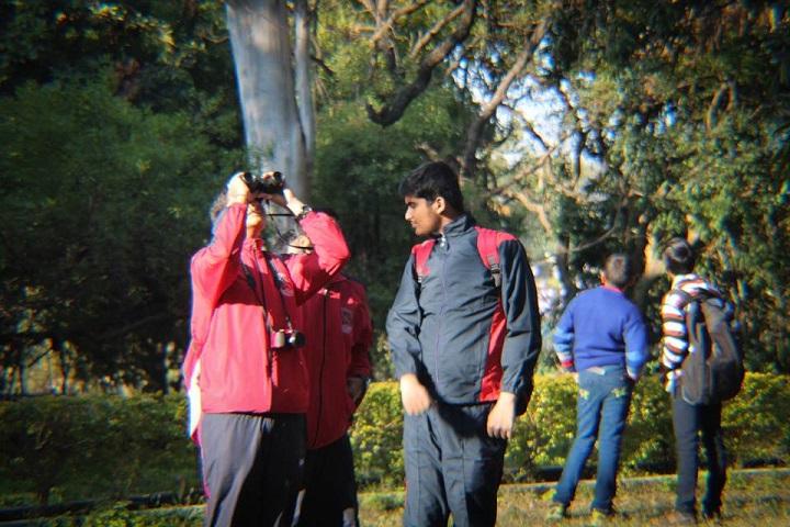 Bhartiyam International School-Tour