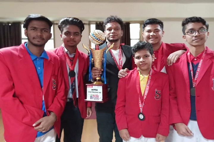 Bhartiyam International School-Achivement