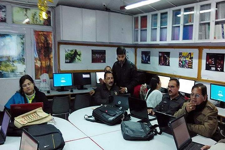 Birla Vidya Mandir-Staffroom