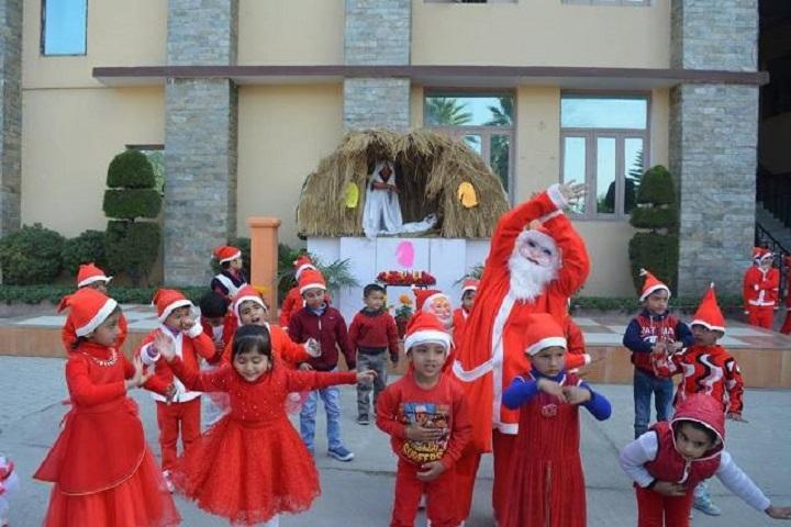 BLM Academy Senior Secondary School-Christmas Celebrations