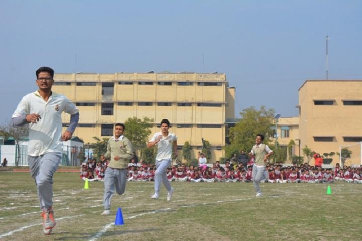 BLM Academy Senior Secondary School-Sports Day