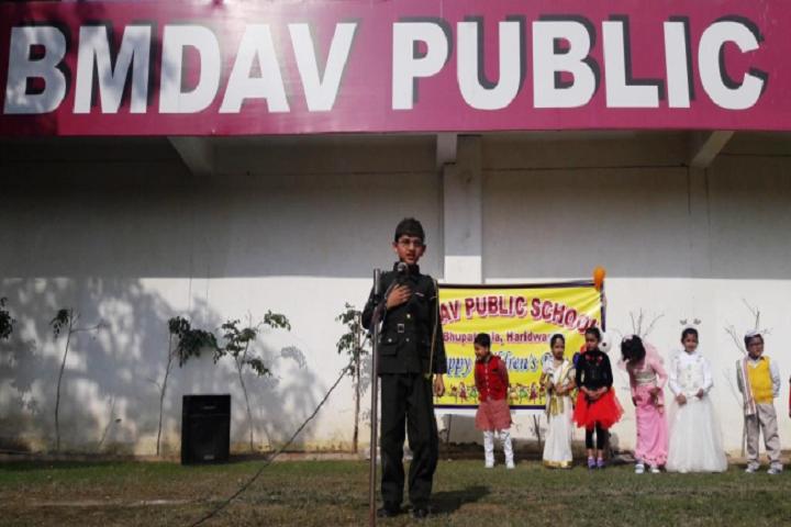 Bmdav Public School-Fancy Dress
