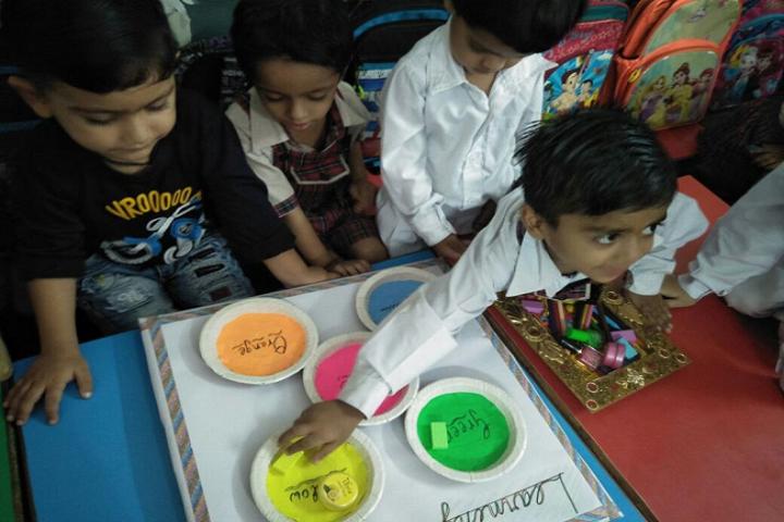 Bmdav Public School-Games