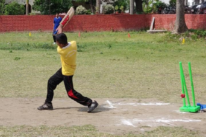 Bmdav Public School-Play Area