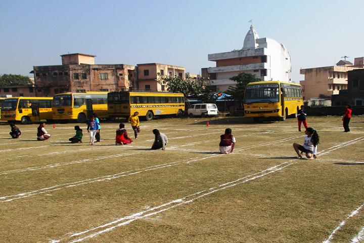 Bmdav Public School-Sports Day