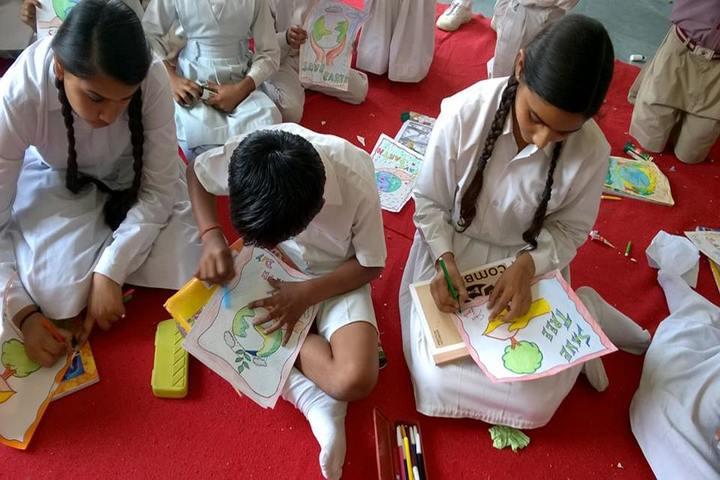 Braj International Public School-Activity