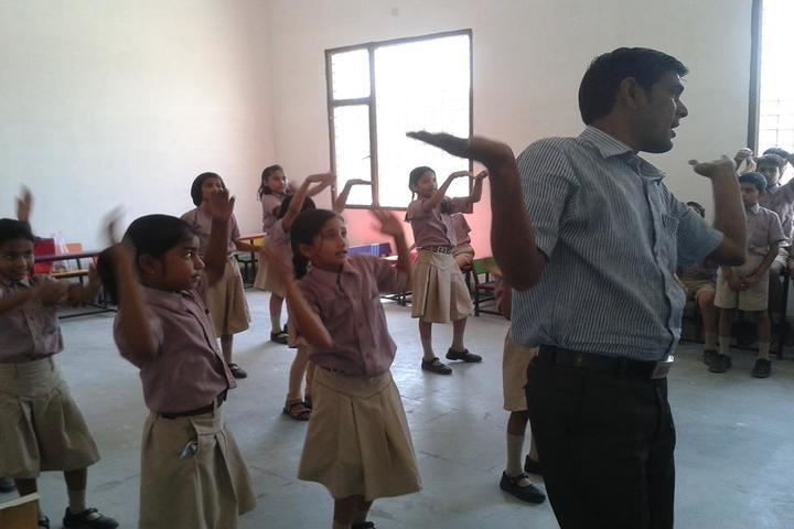 Braj International Public School-Dance Room
