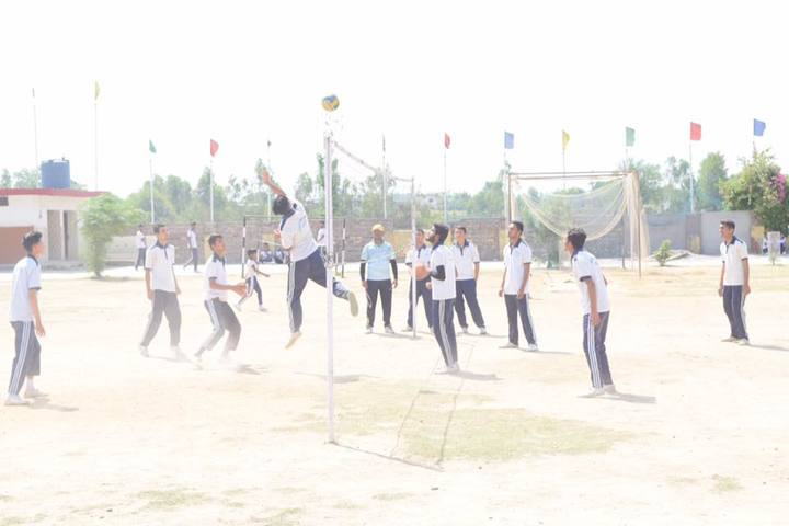 Bright Angels School-Sports