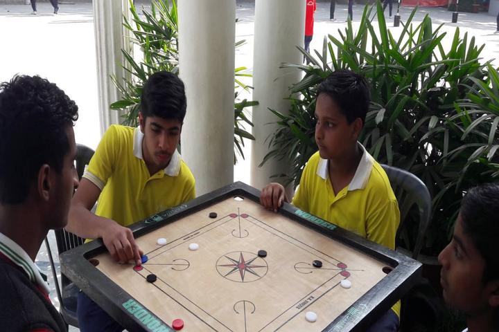 Cambridge Senior Secondary School-Indoor Games