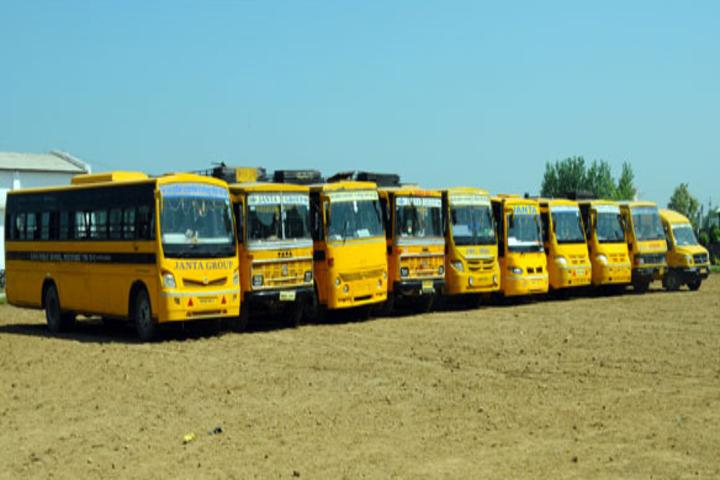 Cambridge Senior Secondary School-Transport
