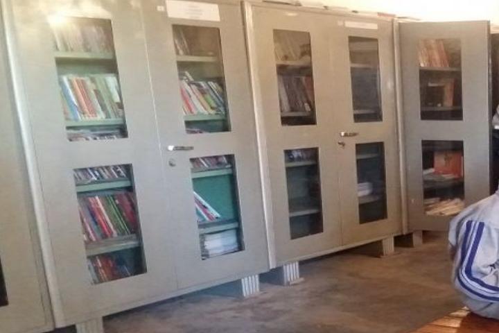 Canterbury Bells School-Library