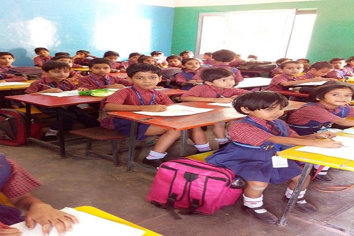 Chandra Shaikhar Senior Secondary Public School-Kids Classroom
