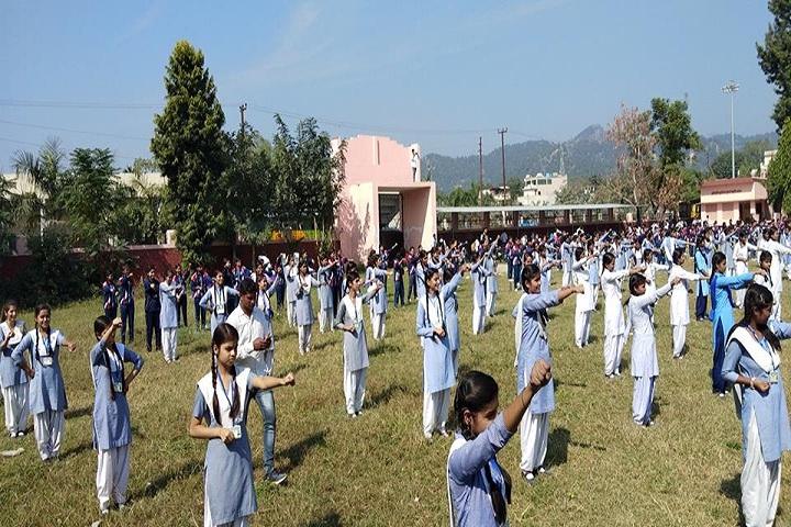 Chandra Shaikhar Senior Secondary Public School-Physical Education