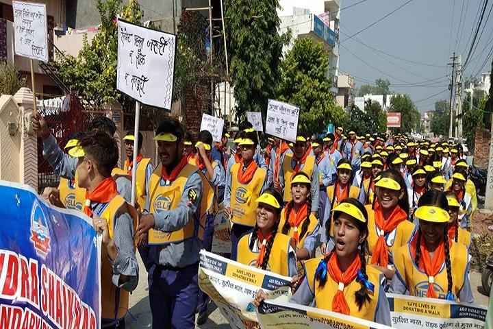 Chandra Shaikhar Senior Secondary Public School-Rally
