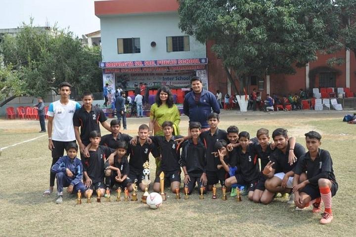 Chandra Shaikhar Senior Secondary Public School-Sports Champions