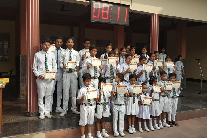 Charat Niketan Vishwa Bharti Public School-Group Photo
