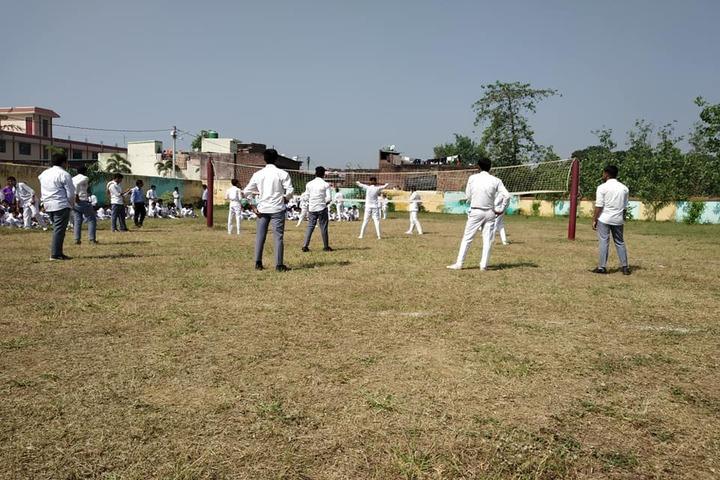 Charat Niketan Vishwa Bharti Public School-Sports