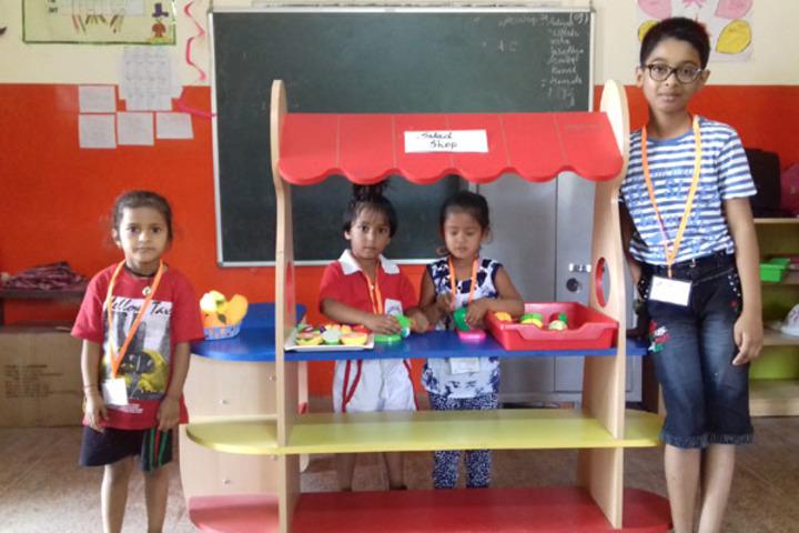 Charless Wain Academy-Kindergarten