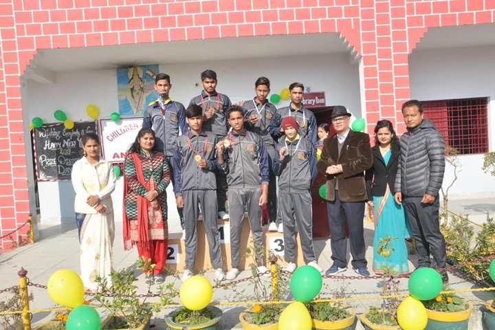 Children Modern Academy-Sports Champions