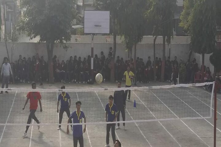 Children Modern Academy-Volley Ball Ground