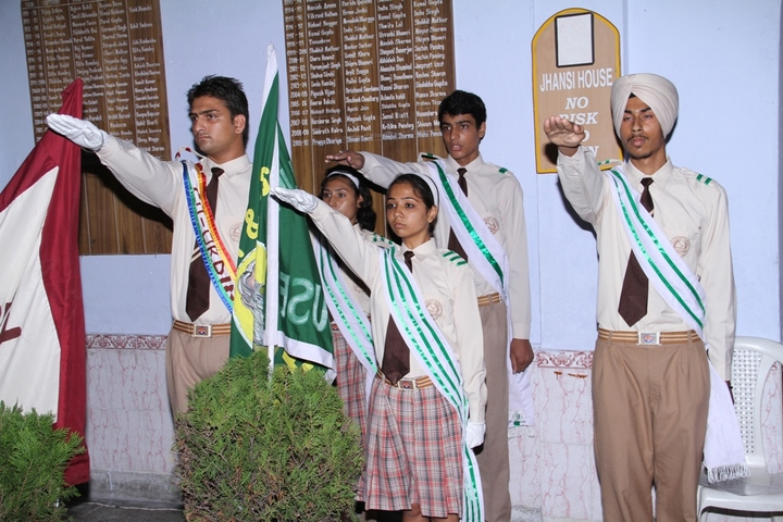 Childrens Academy Senior Secondary School-Induction Ceremony