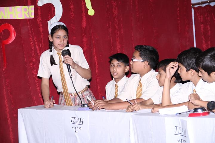 Childrens Academy Senior Secondary School-Quiz Competition