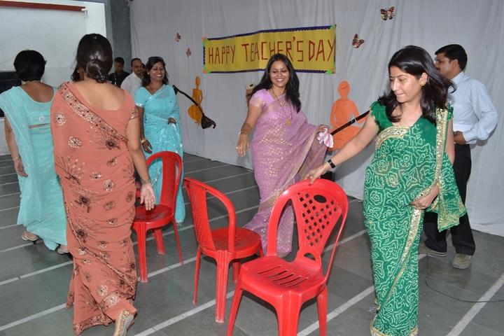 Childrens Academy Senior Secondary School-Teachers Day Celebration