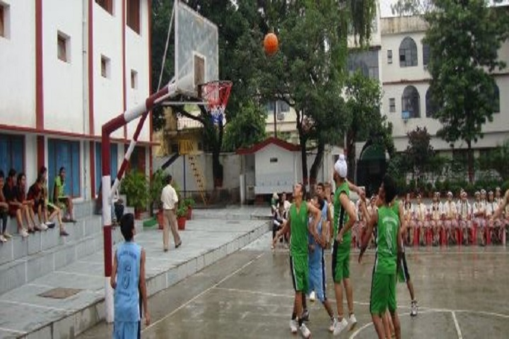Childrens Academy Senior Secondary School-Basket Ball Court