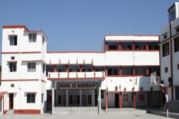 Childrens Academy Senior Secondary School-Campus View