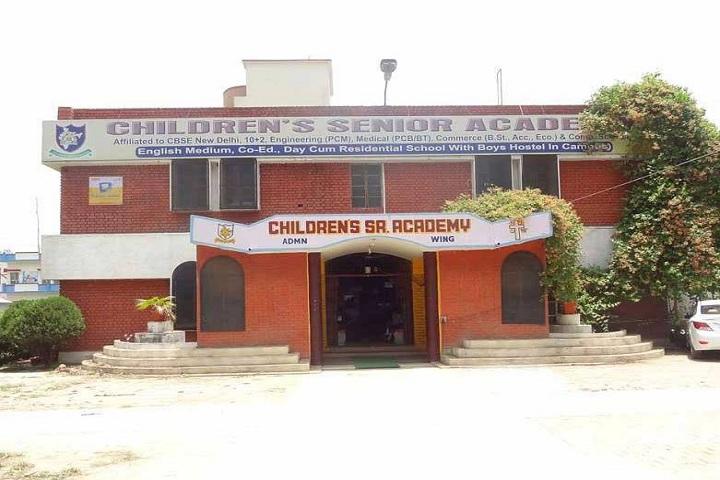 Childrens Senior Academy-Admin Block