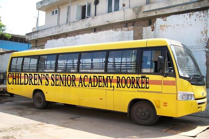 Childrens Senior Academy-Transport
