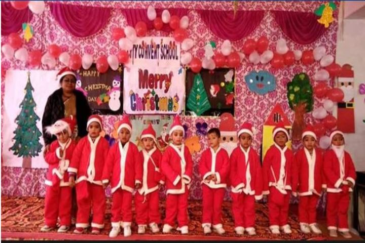 City Convent School-Christmas Carnival