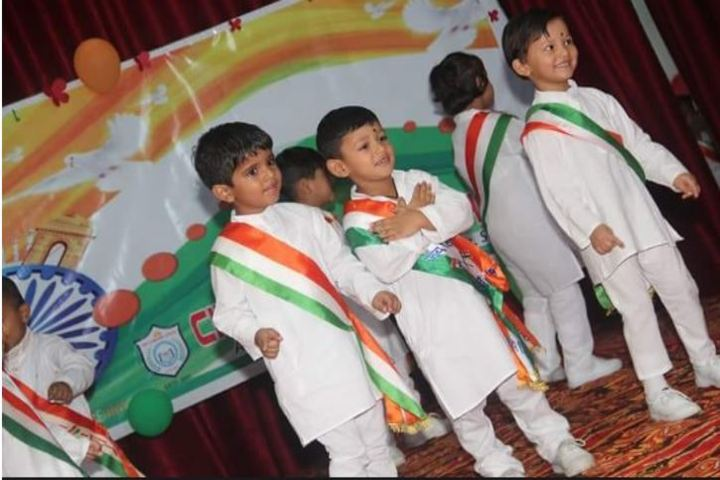 City Convent School-Independence Day