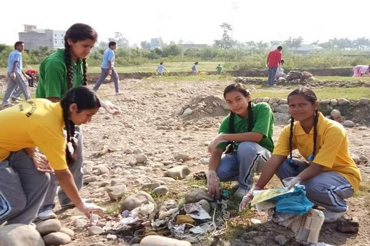 Colonels Academy-Swacch Bharat Abhiyan